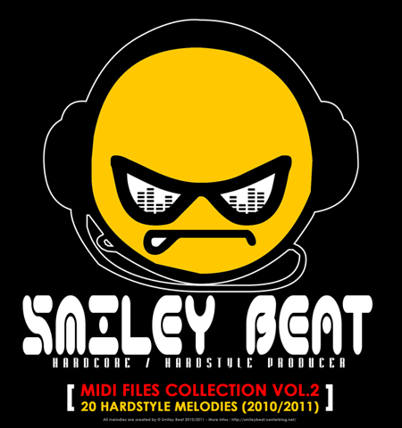 Smiley Beat - Midi Files Collection Vol.2